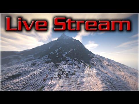 World Painter: Yarowyn - Snowy Biome (Live Stream)