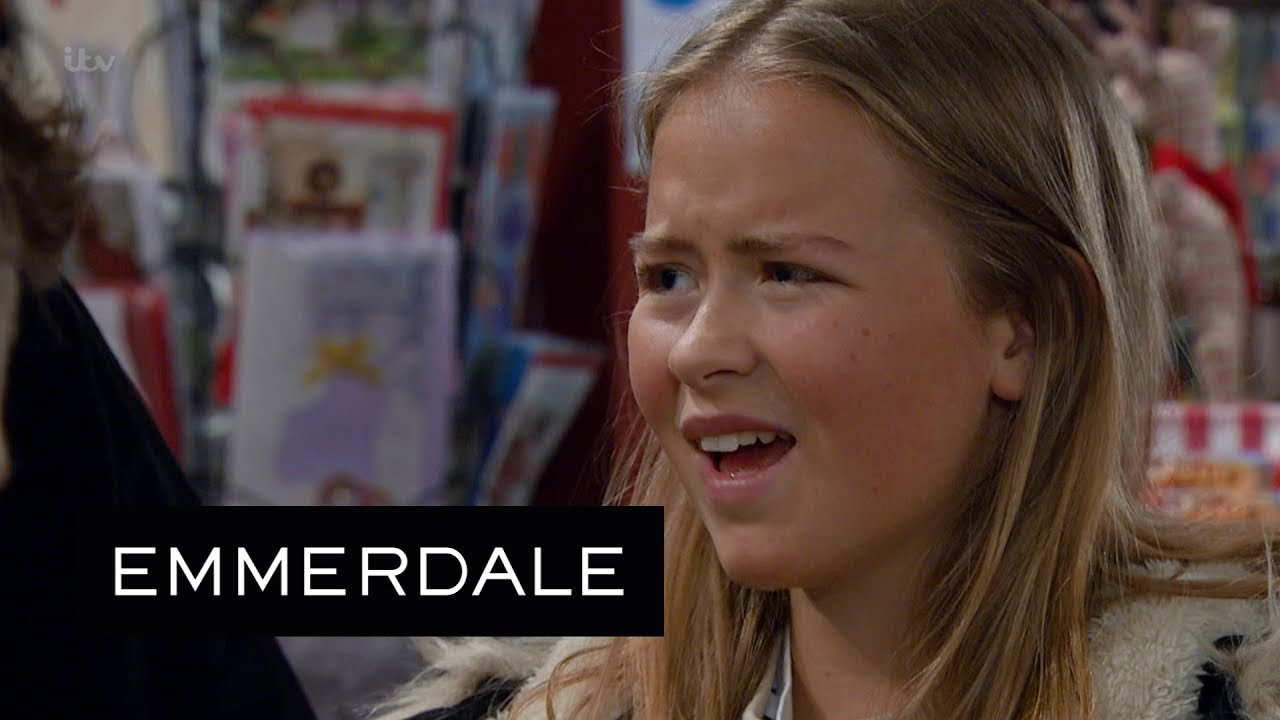 Emmerdale - Liv Discovers Jacob Has Been Faking a Relationship With Her |  PREVIEW