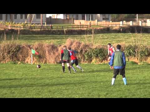 St. Stephen's Day Soccer Match Cugilla, Loughmore-Castleiney, 2012