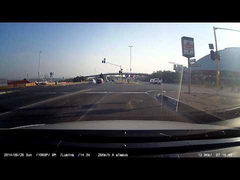 Lumina SSV vs SRD tuned Subaru