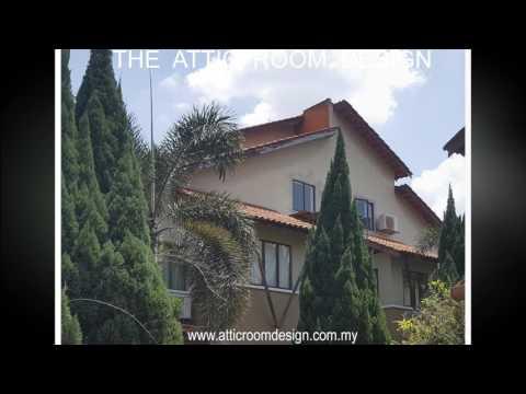 Attic Conversion Project @ Bukit Jelutong Malaysia