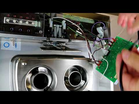 How To Change A Thermistor/Temperature Probe Taylor Soft Serve Frozen Yogurt