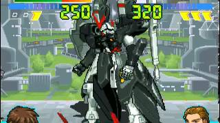 PSX Longplay [169] Gundam: Battle Assault