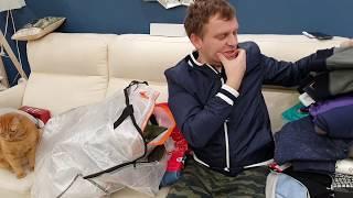 Подарки от Алексы из Москвы ,Супер я в Шоке
