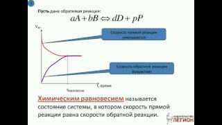 Химическая кинетика и равновесие