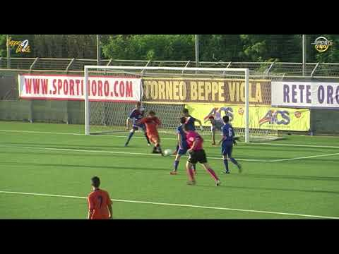 XXXV Beppe Viola, Girone F: Ladispoli - N.T.T.Teste 1 - 2