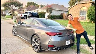اشتريت سيارة من المزاد لاول مرة بحياتي - سيارتي الجديدة العضلات اليابانية..