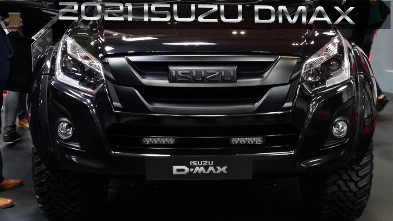 2021 Isuzu Dmax Concept