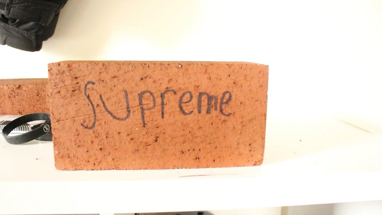 DIY Supreme Brick