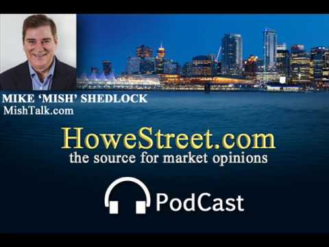 US Economic Numbers So Cooked, GDP Means Little. Mike Mish Shedlock - April 17, 2017