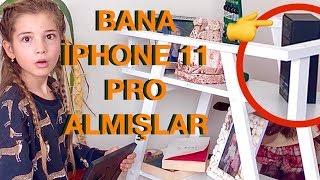 BANA İPHONE 11 PRO ALMIŞLAR. ECRİN SU ÇOBAN