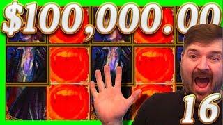 $100,000.00 in HUGE SLOT MACHINE BONUS WINS! 💰16💰Winning W/ SDGuy1234