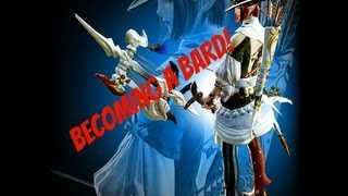 Final Fantasy XIV Realm Reborn: Becoming a Bard, Commentary/Tutorial