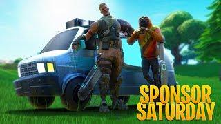 Sponsor Saturday !sponsor