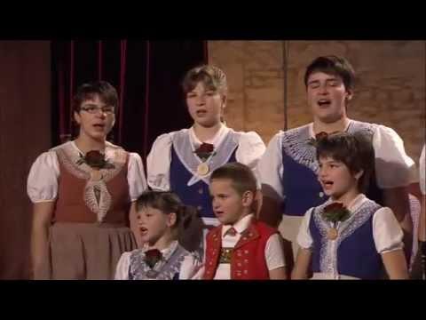 Jugendchor Hundwil - Schau das Alpenglühn