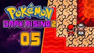 Pokemon Dark Rising 2 Rom Hack Part 5 LEGENDARY?! Gameplay Walkthrough