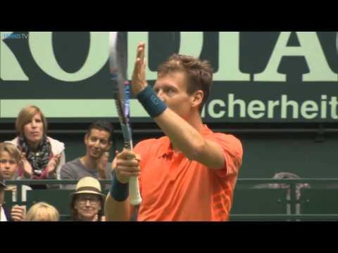 2015 Gerry Weber Open - ATP Halle Wednesday Highlights