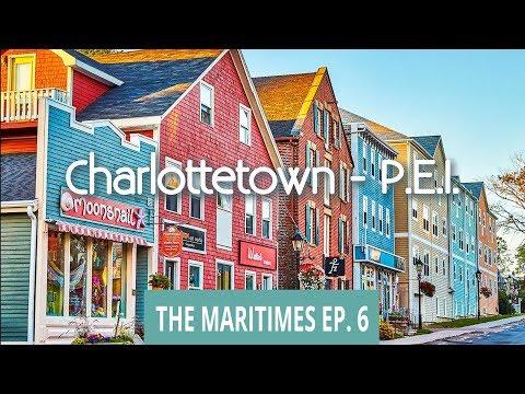 Escolhendo Nossa Casa Em Charlottetown 😅| Prince Edward Island P.E.I. | Costa Atlântica Ep. 06