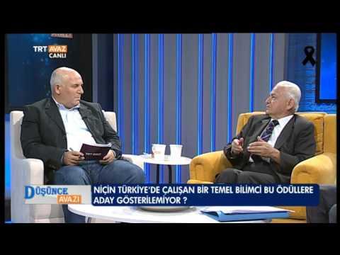 Nobel Ödüllü Türk: Aziz Sancar - Düşünce Avazı - TRT Avaz