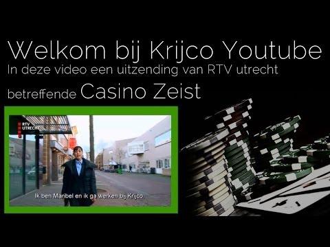 Uitzending RTV Utrecht in Krijco Casino Zeist