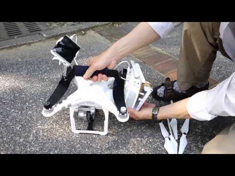DJI Phantom 3 Handheld Grip