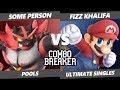 Cb 2019 Ssbu - Some Person Incineroar Vs. Fizz Khalifa Mario Smash Ultimate Tournament Pools