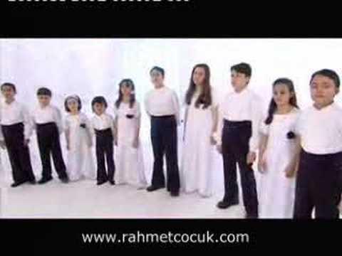 Minik Dualar Grubu - Teşekkür Ederim Allah'ım 2