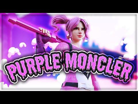 "(Juice WRLD) ""Purple Moncler"" - Fortnite Montage"