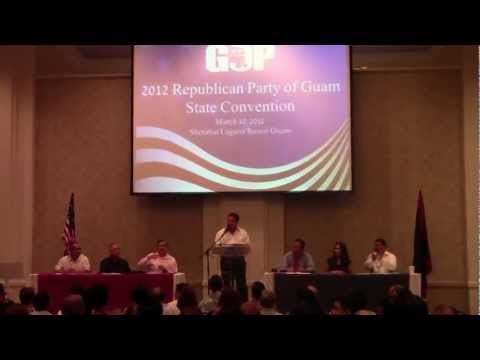 Forum 671 Preview- BIBA: The Guam GOP Caucus Experience