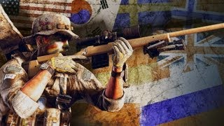 Linkin Park Medal of Honor Warfighter Trailer - E3 2012 Multiplayer Gameplay thumbnail