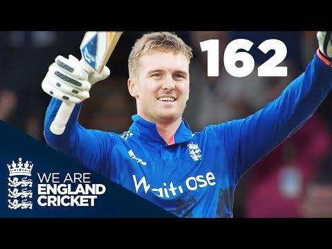 Jason Roy Smashes Sublime 162 at The Oval | England v Sri Lanka ODI 2016 – Full Highlights
