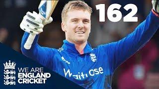 Jason Roy Smashes Sublime 162 at The Oval | England v Sri Lanka ODI 2016 - Full Highlights
