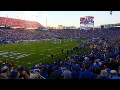 4th Quarter Blue/White UK vs MSU