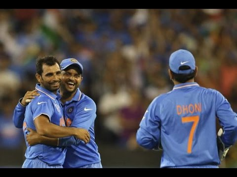 Mahendra Singh Dhoni Never Gets Angry, says Mohammed Shami