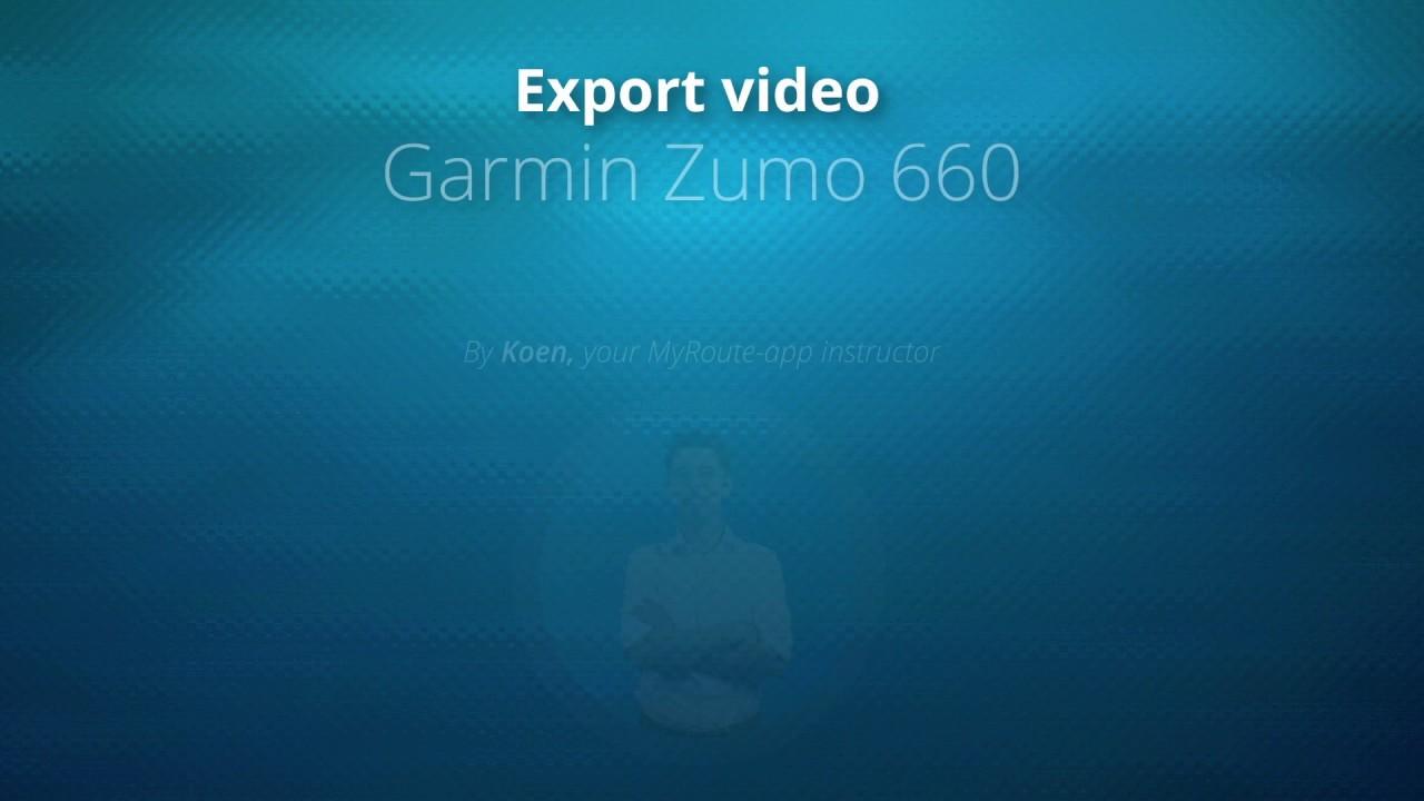 garmin 660 user manual