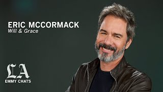 Eric McCormack from 'Will and Grace,' Emmy Contenders chats with the Los Angeles Times