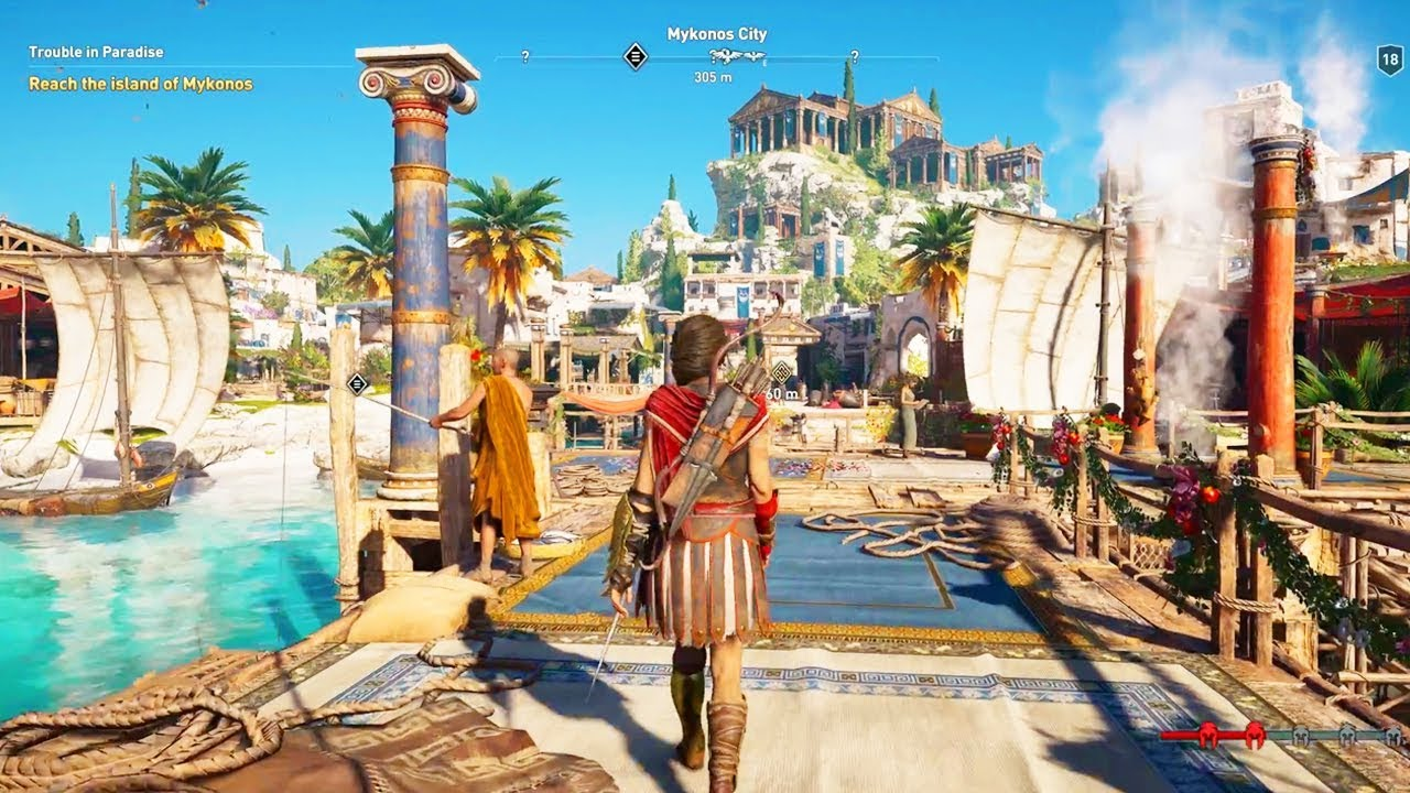 Ubisoft handing out free Spartan Starter Pack for Assassin's Creed Odyssey