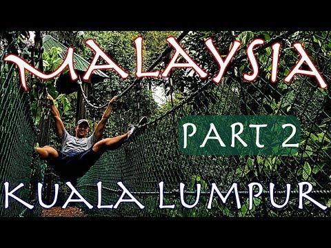A Rainforest In the City?! | Kuala Lumpur, Malaysia Part 2
