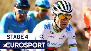 Vuelta a Valencia 2019 | Stage 4 Highlights | Cycling | Eurosport
