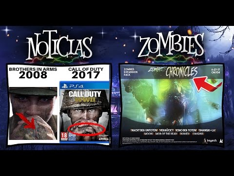 COD: WW2 SIN MODO ZOMBIES?! y Plagios con Ubisoft | Noticias Zombies