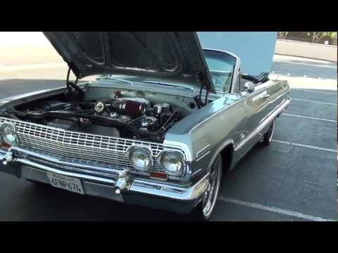 1963 Chevy Impala with Focal Speaker System & Custom Build JL Audio Amp/Sub Combo | Pacific Stereo