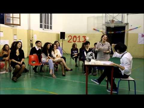 Festa maturandi Liceo Dante AS 12/13 Sezione D