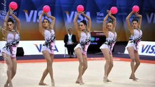 Rhythmic Gymnastics Music: Woo Hoo