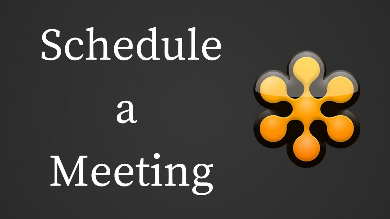 How to Schedule a meeting with GoToMeeting?
