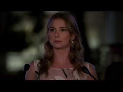 Revenge - Emily Reveals She's Amanda Clarke to the World -