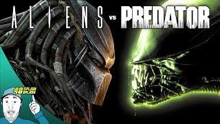 I'M A MEAN XENOMORPH! Aliens vs Predator Highlights