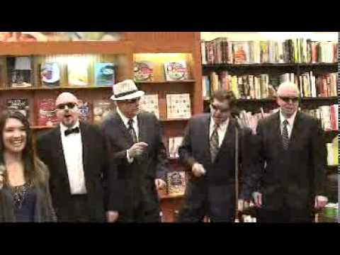 Doo Wop at Barnes and Noble's Fort Cherry Night wi...