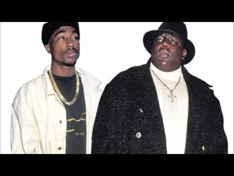 Notorious B.I.G ft 2Pac - Niggas In Heaven