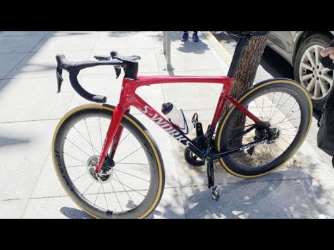 Новый Specialized S-Works Tarmac SL7 ?