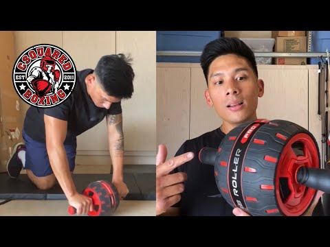 IS THIS THE BEST AB Roller Wheel?!- MY FAVORITE AB ROLLER WHEEL FOR 6 PACK ABS!